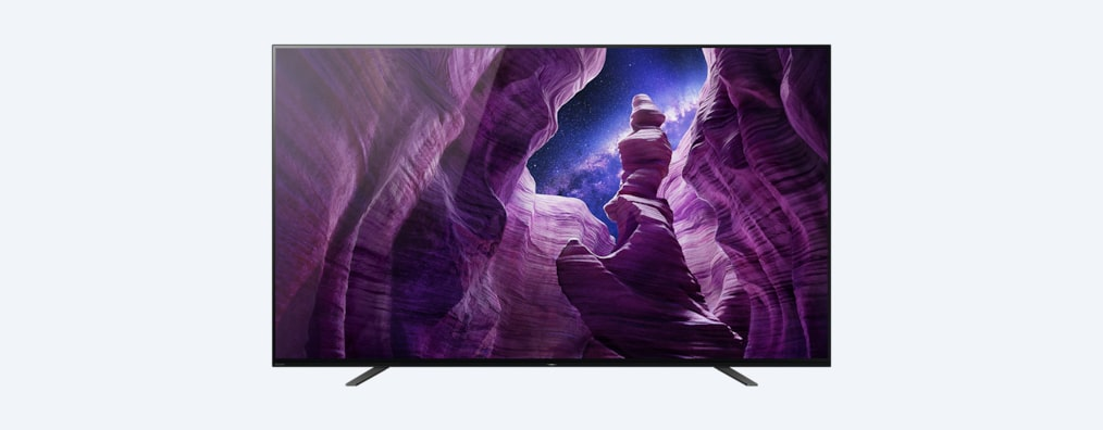 55A8H | OLED | 4K Ultra HD | HDR | Smart TV (TV Android)
